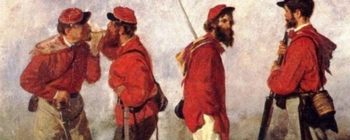 Le 1000 storie dei Mille di Garibaldi